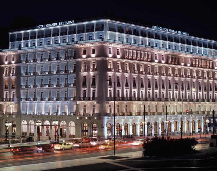 UPDATE: Owner of Grande Bretagne denies selling iconic hotel in Athens 1