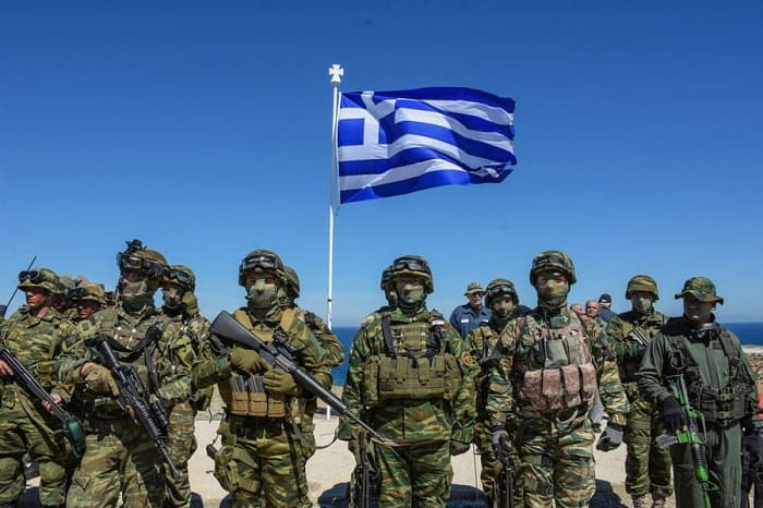 ESTIA: Germany is pushing Greece to demilitarise its islands close to Turkey 1