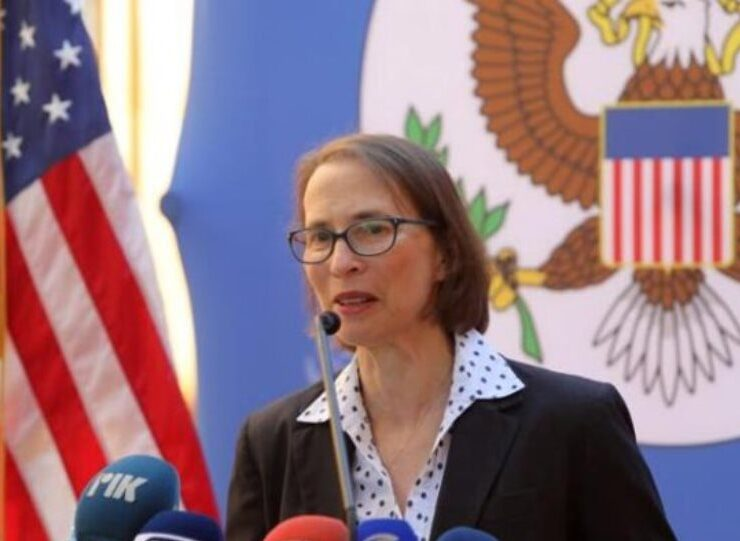 US Ambassador to Cyprus: The lifting of the embargo does not concern Turkey 3
