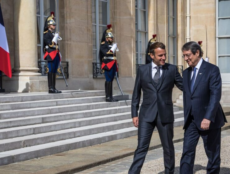 Cypriot President: Macron is a ray of hope to save EU principles and values  5