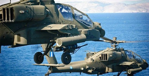New specialized helicopter unit will join the Greek military 4