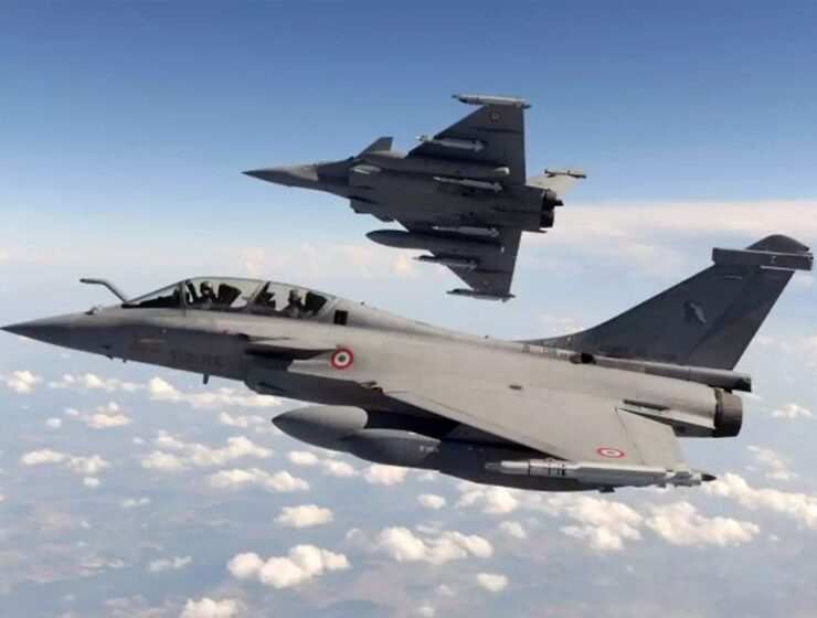 Deal to buy 18 French-made Rafale fighter jets is scheduled for December 2