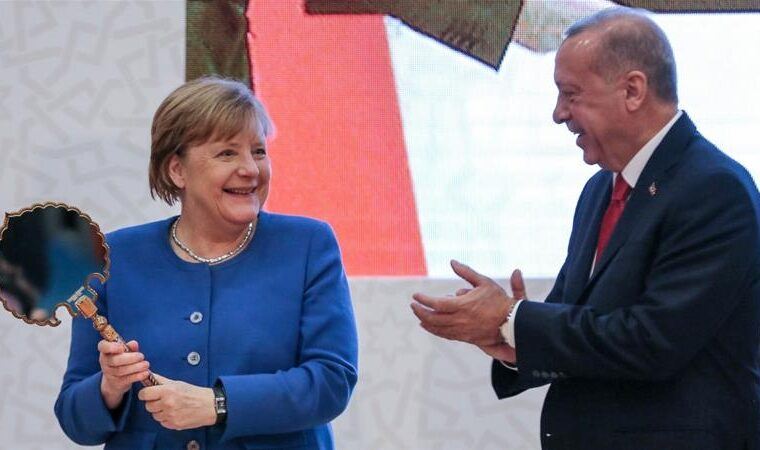 Germany told Cyprus that Turkey will not be sanctioned 6