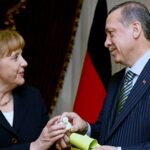 Merkel praises Turkey for hosting refugees it created by supporting militants in Syria while condemning Greece 2