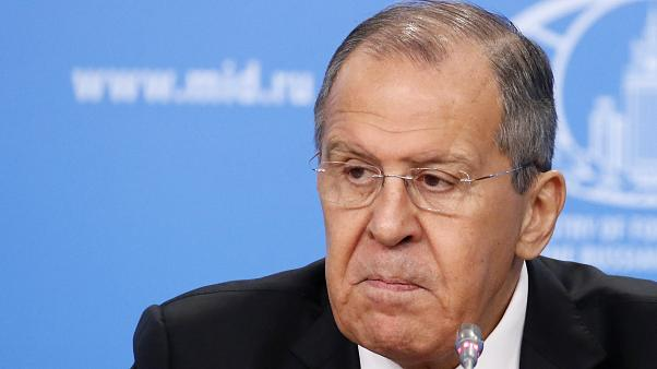 Lavrov: Russia can help ease intentions in the East Mediterranean if requested to do so 9