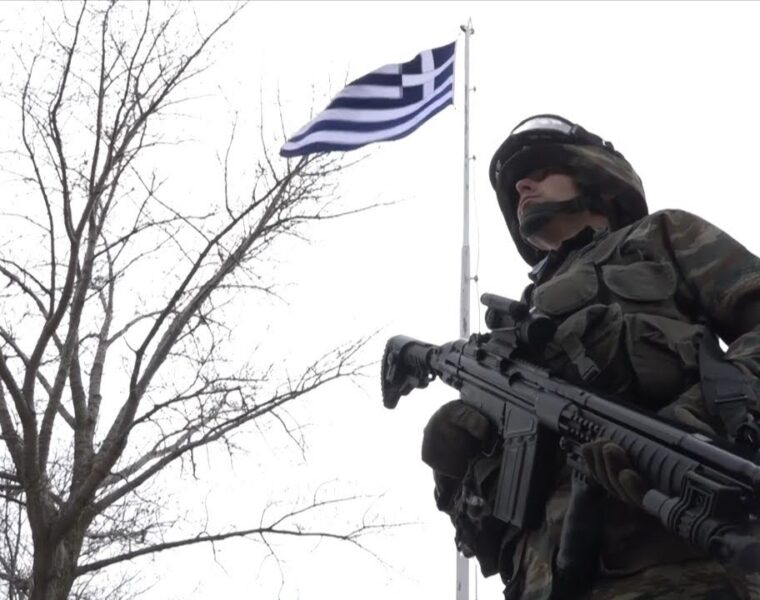 Like it or not, Greece is forced to use military might against Turkey 14