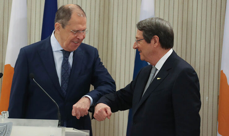 Russian FM says ready to mediate dialogue between Cyprus and Russia, says no to escalations 5