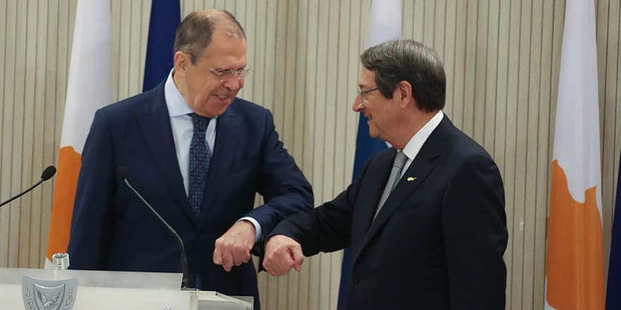 Russian FM says ready to mediate dialogue between Cyprus and Russia, says no to escalations 1