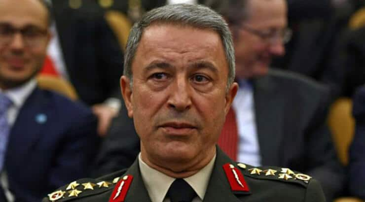 Turkish Defense Minister: Greece needs to shut up or it will become a meze snack 1
