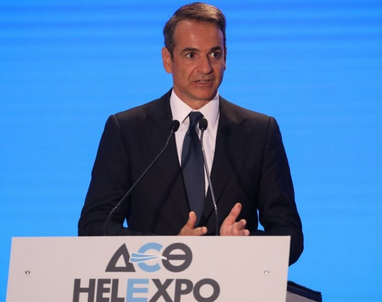 Mitsotakis: Greece is activating its defense industry and acquiring new squadron of fighter jets 1