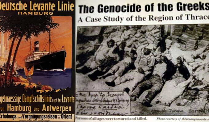 The pro-Turkish policy and genocide assistance of Germany from 1870 until World War One 6