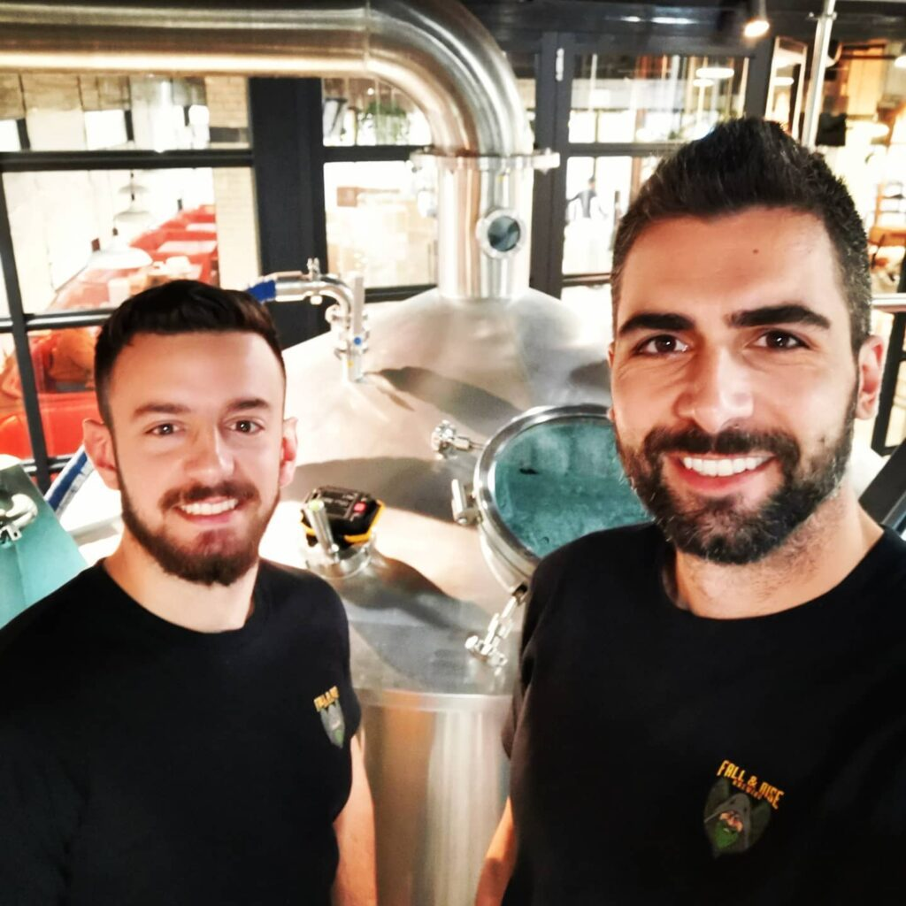 Greek-Australian owned brewing closes due to covid-19 pandemic