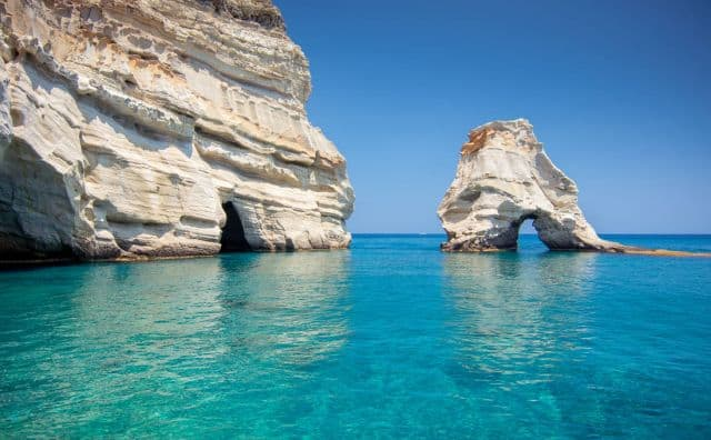 Three Greek beaches among Tripadvisor's top 25 beaches in the world