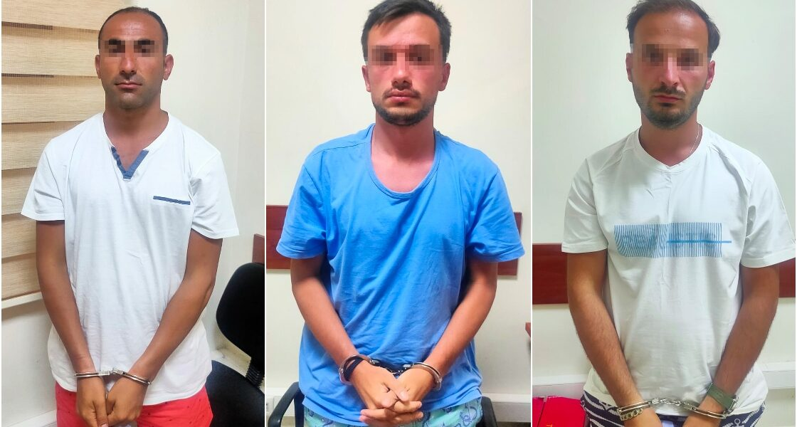 Three Turkish soldiers caught trying to escape Erdoğan regime to Greece on jet skis 1