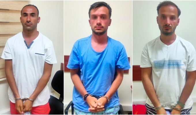 Three Turkish soldiers caught trying to escape Erdoğan regime to Greece on jet skis 3
