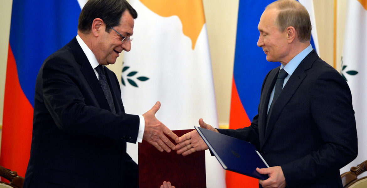 Washington's embargo lift on non-lethal equipment will not manipulate Cyprus against Russia 1