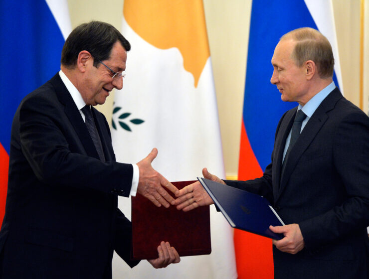 Washington's embargo lift on non-lethal equipment will not manipulate Cyprus against Russia 9