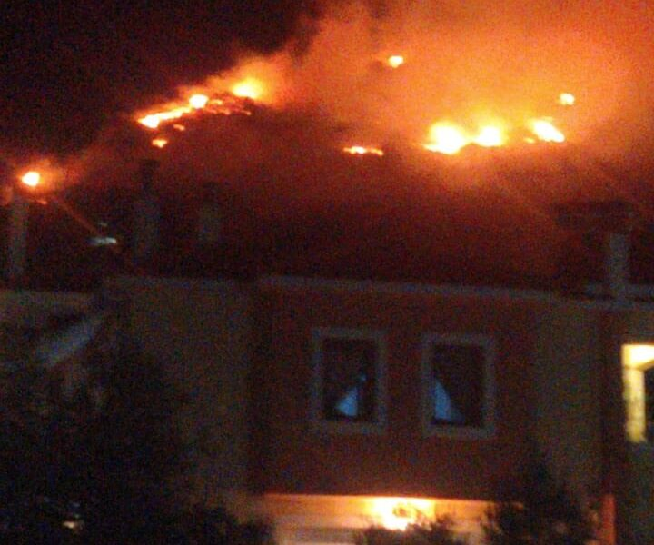 42 year old Syrian detained for Samos fire 1