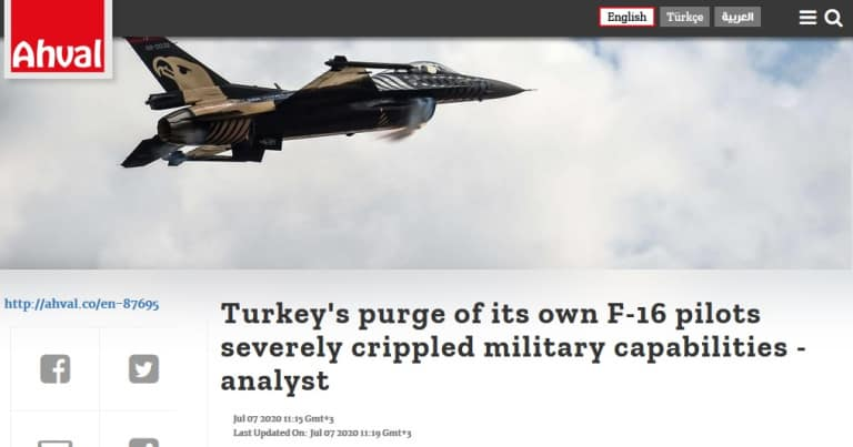 The Pakistani pilots that the Turkish Air Force relies on 11