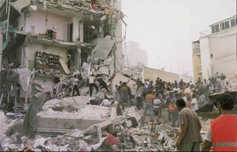 On this day in 1999, Athens was hit by devastating Earthquake