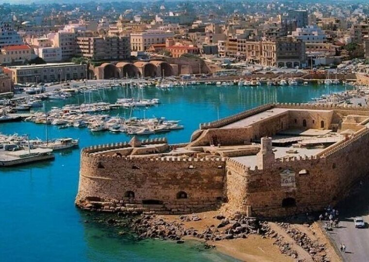 Greece imposes restrictions in Heraklion, Crete