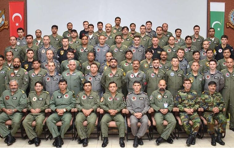 The Pakistani pilots that the Turkish Air Force relies on 1
