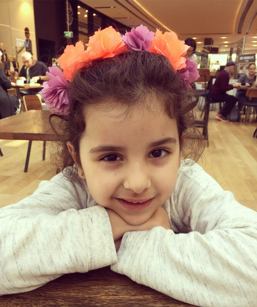 Beautiful little Alegra's legacy continues to raise awarenessandfunds for childhood cancer research