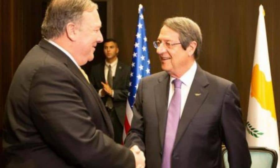 US to lift 33-year arms embargo on Cyprus