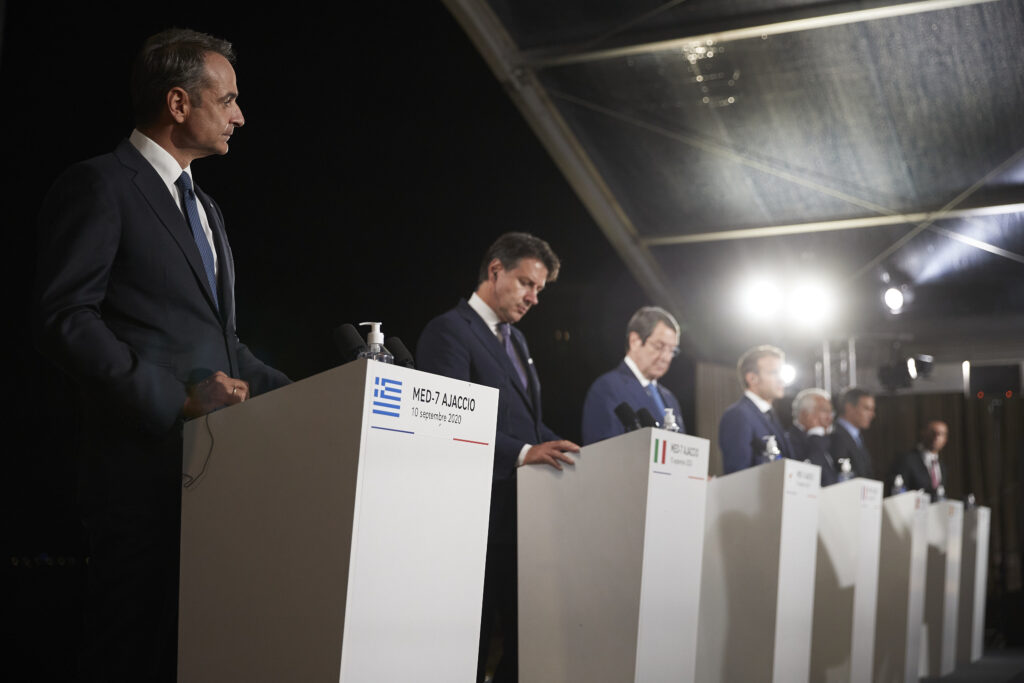 MED7 leaders express full support & solidarity with Greece and Cyprus