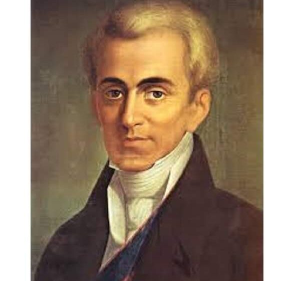 September 27 Marks the assassination of Greece's First Governor Kapodistrias 2