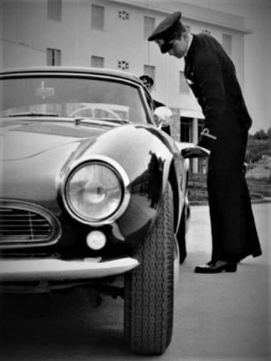 Former King of Greece, Constantine II, 1959 BMW 507 is up for sale 1