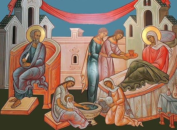 Feast Day of the Nativity of the Theotokos 1