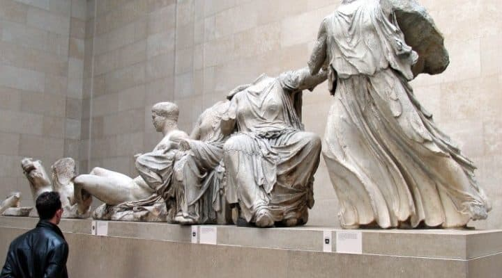 Greek Culture Minister thanks US congressmen in favor for the repatriation of the Parthenon Sculptures