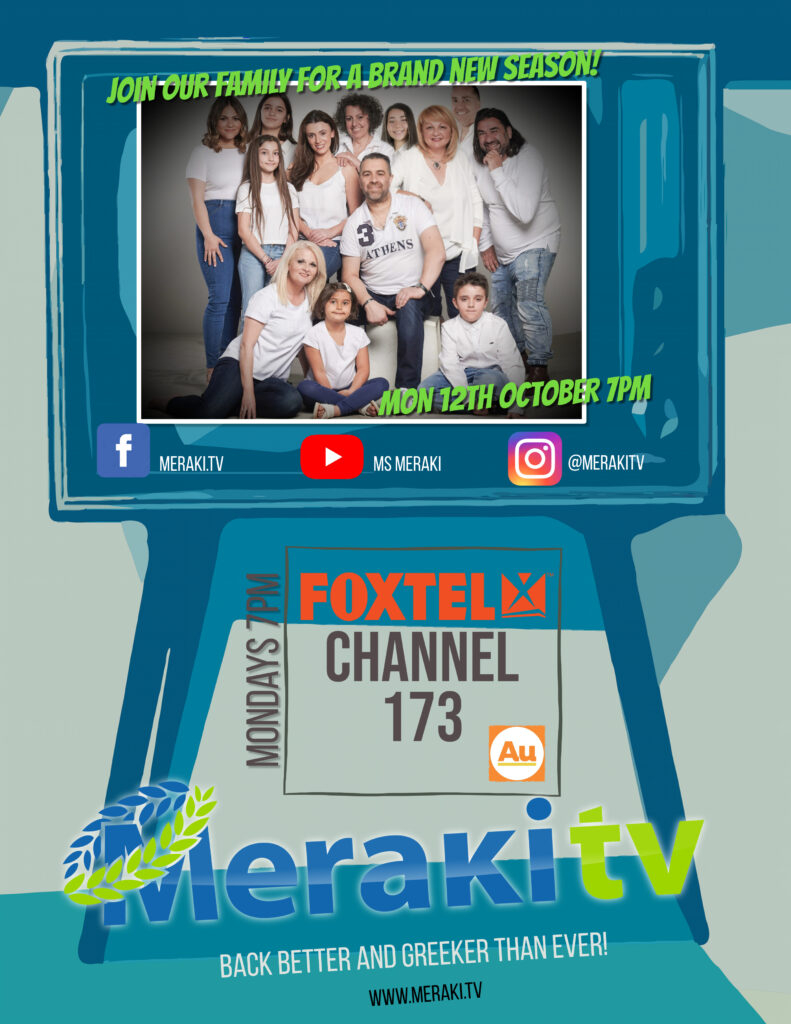 New season of Award-winning Meraki TV premieres October 12