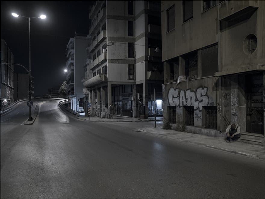 Winners of the Athens Photo World Awards capture life under Covid-19 3