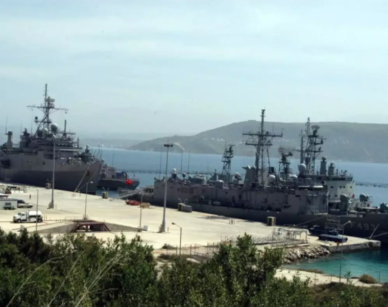Plans for second base at Souda Bay confirmed by Greek Defence Minister