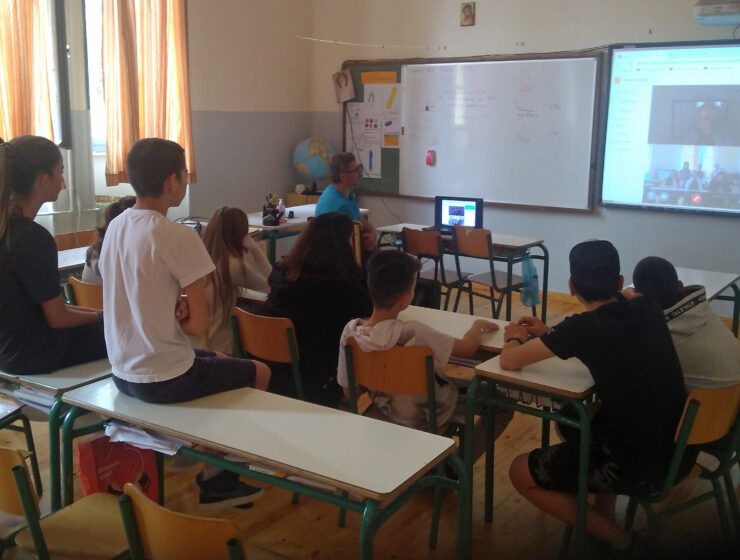 THI Australia supports Tipping Point Program in 10 regional schools in Greece