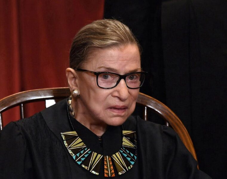 Greek President pays tribute to Justice Ruth Bader Ginsburg