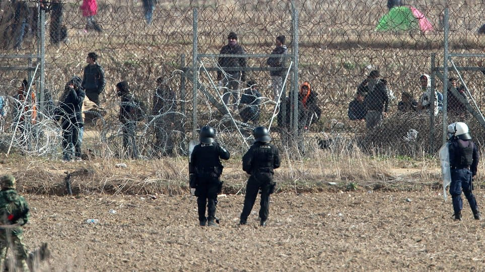 Drones, thermal cameras and armored jeeps fortify the Evros border