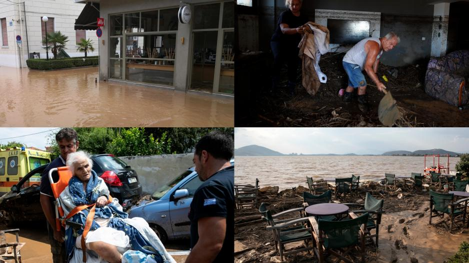 Cyclone Ianos leaves 3 dead, causes extensive damage