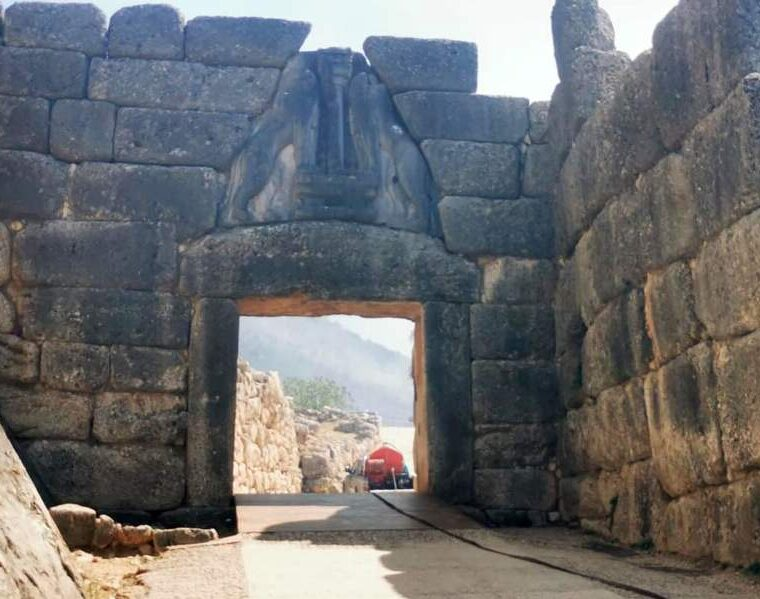 Mycenae to reopen on Tuesday following wildfire