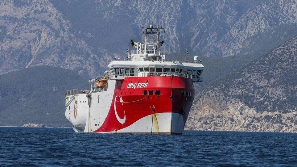 New Turkish NAVTEX for Oruc Reis research
