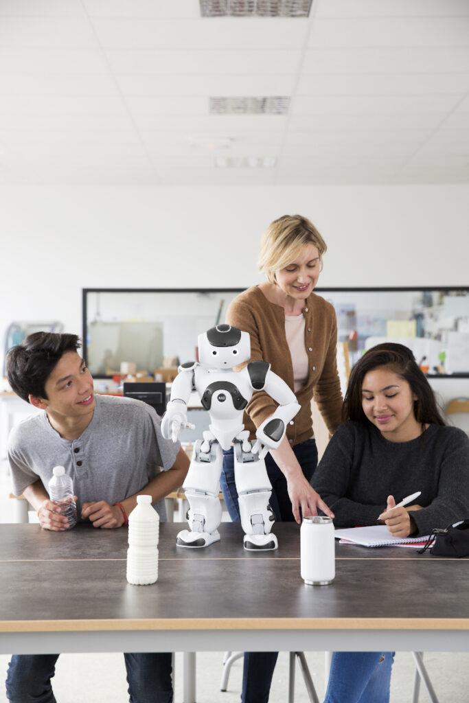 NAO humanoid robot will soon be available in Greece