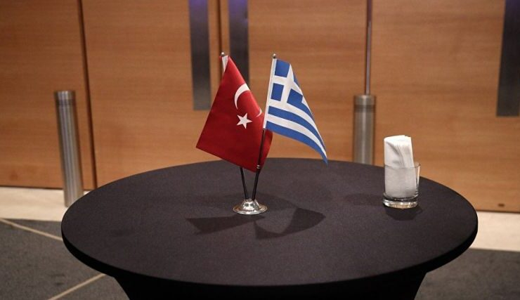 Greece restarts talks with Turkey over Eastern Mediterranean crisis