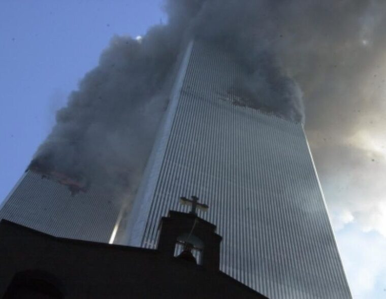 Remembering the Tragic 9/11 Terrorist Attack, which destroyed St. Nicholas Greek Orthodox Church
