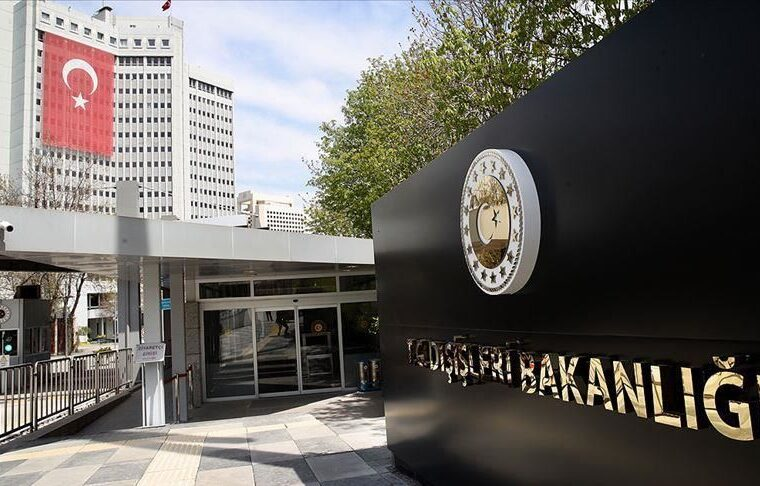 Turkish Foreign Ministry summons Greek envoy over expletive headline against Erdoğan