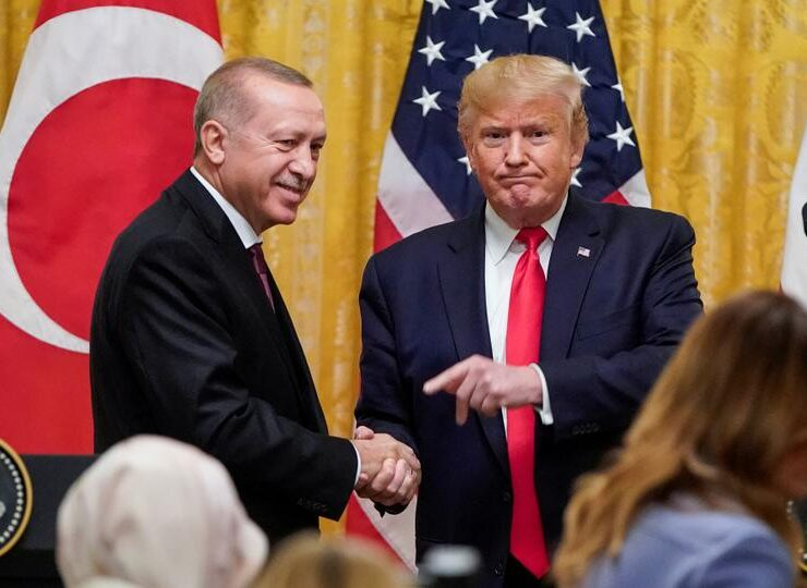Behind Trump's Turkish 'Bromance': New report unveils how deep Erdoğan's ties are with the White House 1