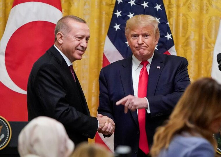 Behind Trump's Turkish 'Bromance': New report unveils how deep Erdoğan's ties are with the White House 3
