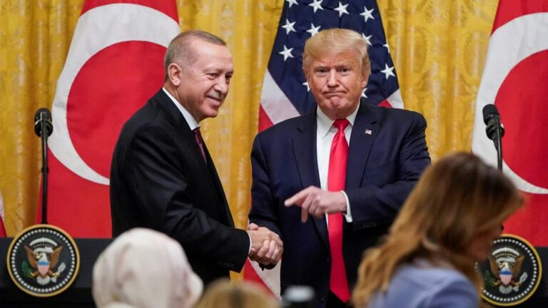 Behind Trump's Turkish 'Bromance': New report unveils how deep Erdoğan's ties are with the White House