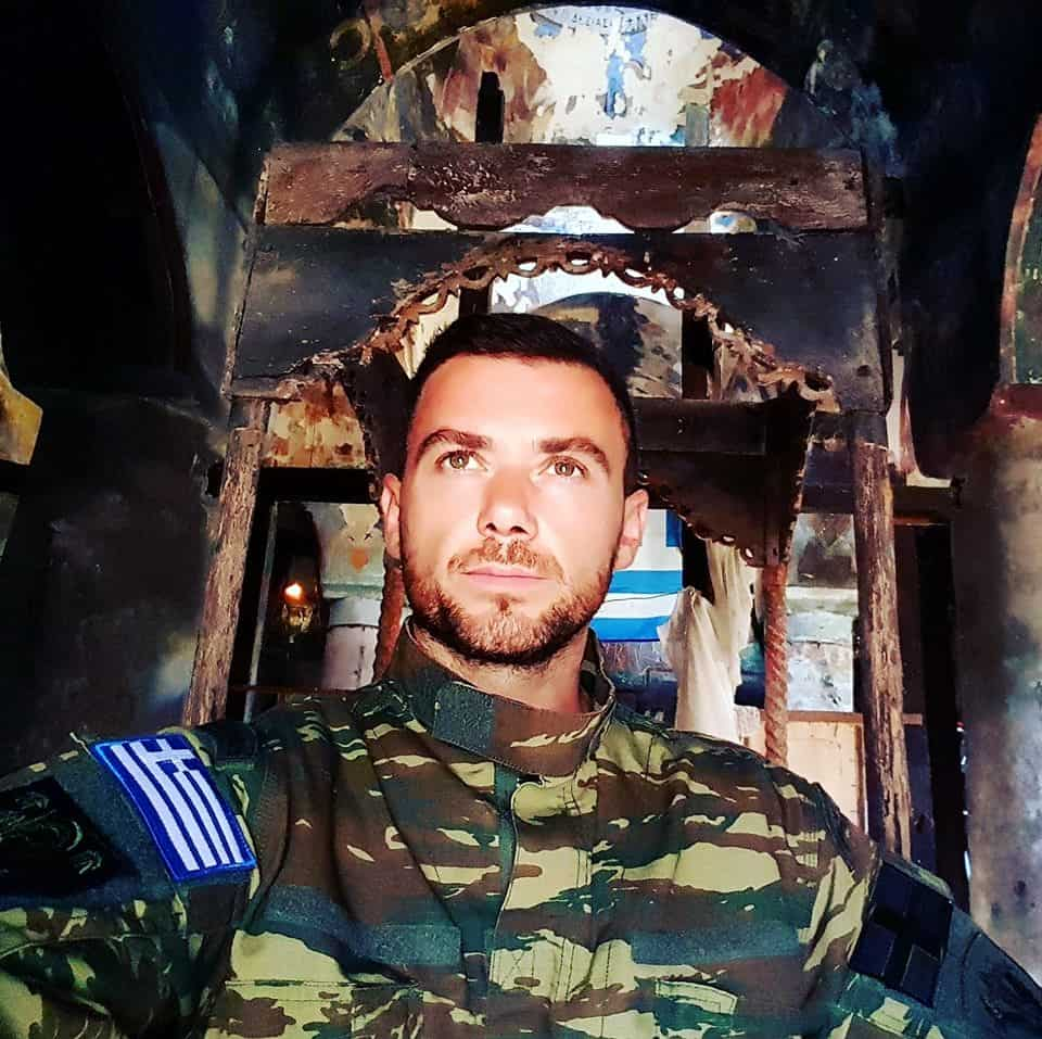 On this day in 2018, Albanian police kill Konstantinos Katsifas who raised the Greek flag for 'OXI Day'